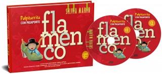 Pulpitarrita con pasaporte flamenco - Silvia Marín (Libro+2DVDs)