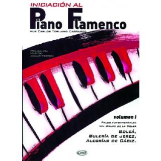 14878 Carlos Torijano Carrasco - Iniciacion al piano flamenco. Vol 1