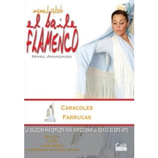 15407 Manuel Salado - El baile flamenco. Vol 14 Caracoles, Farrucas