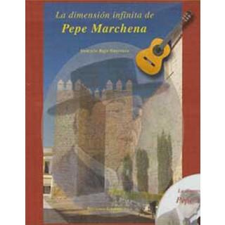 17906 Gonzálo Rojo Guerrero - La dimensión infinita de Pepe Marchena