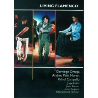 18168 Domingo Ortega, Andres Peña Morón, Rafael Campallo - Living Flamenco