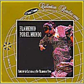 19166 Luis de la Carrasca y compañia flamenco vivo - Flamenco por el mundo