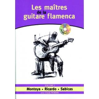 19439 Ramón Montoya, Niño Ricardo, Sabicas - Les maîtres de la guitare flamenca Vol 2