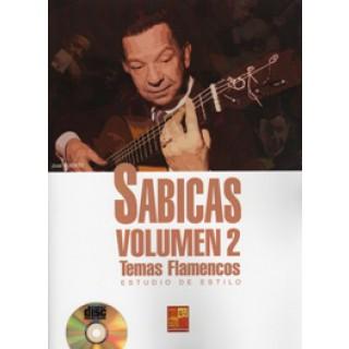 20436 Sabicas / Transcrito por Claude Worms