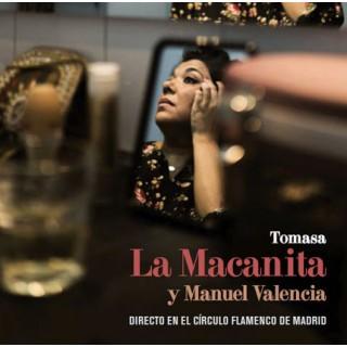 24491 Tomasa la Macanita - Directo en el Circulo Flamenco de Madrid