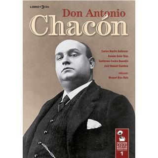 24510 Don Antonio Chacón - Colección Carlos Martín Ballester Vol 1