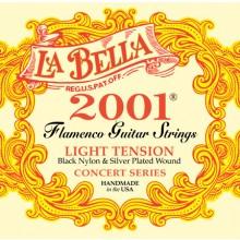 13413 La Bella 2001 Flamenco Tensión Baja