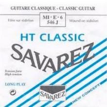 14165 Cuerda Savarez Clásica 6a Alliance Azul 546J