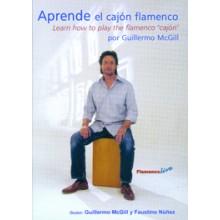 14601 Guillermo McGill - Aprende el cajón flamenco