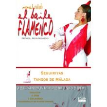 15413 Manuel Salado - El baile flamenco Vol 20 Seguriyas, Tangos de Málaga