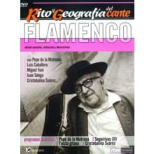 15544 Rito y geografía del cante Vol 4 - Pepe de la Matrona. Siguirillas (2). Fiesta Gitana. Cristobalina Suárez