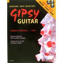 18621 Gerhard Graf-Martínez - Gipsy Guitar, Rumbas flamencas...y más