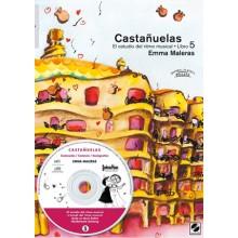 19277 Emma Maleras - Castañuelas. El estudio del ritmo musical Vol 5
