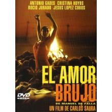20593 Carlos Saura & Antonio Gades - El amor brujo de Manuel de Falla