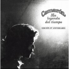 22095 Camarón de la Isla - La leyenda del Tiempo - Ed. 35º Aniversario (PACK Super Deluxe)