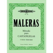 27082 Método de castañuelas. Curso 3º Teoría y práctica - Emma Maleras