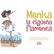 28054 Menka, la cigüeña flamenca - Mª Paz Romero Muñoz, Manuel Romero Gordón