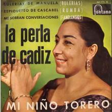 28160 La Perla de Cádiz - Mi niño torero