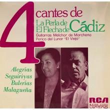 28162 La Perla de Cádiz y El Flecha de Cádiz - 4 Cantes