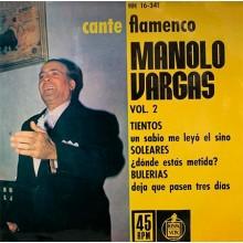 28164 Manolo Vargas - Cante flamenco Vol 2