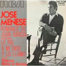 28231 Jose Menese - Romance de Juan Garcia