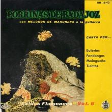 28256 Porrina de Badajoz - Estilos flamencos Vol 6