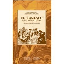 31207 El flamenco, baile, música y lírica. Precedentes histórico-culturales y primer desarrollo (1780-1890) Miguel A. Berlanga, Norberto Torres, Ramón Soler, Guillermo Castro, Eugenio Cobo