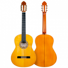 Guitarra flamenca del Luthier Antonio Torres, modelo 26