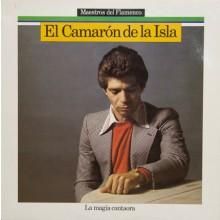 24776 Camarón de la Isla - La magia cantaora