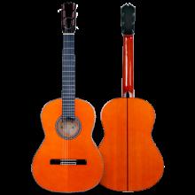 Juan Montes Flamenco Guitar Andevalo Cypress