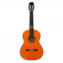 Guitarra flamenca artesanal Juan Montes - Modelo Sándalo
