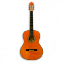 JUAN MONTES FLAMENCO GUITAR RED MAPLE MODEL