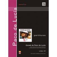 Paco de Lucía - Zyryab (LIBRO)