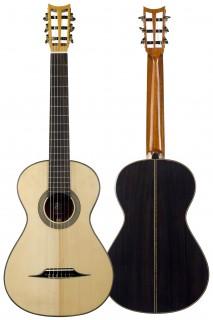 26066 Guitarra Clásica Romántica Martínez, siglo XIX
