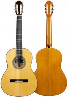 GUITARRA FLAMENCA ANTONIO DE TOLEDO Y-8