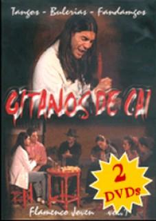 16999 Gitanos de Cai - Flamenco joven Vol 1 y Vol 2
