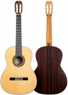 Guitarra Flamenca Prudencio Saez 24 Palosanto