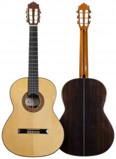 Guitarra Flamenca Paco Castillo 215FR Palosanto