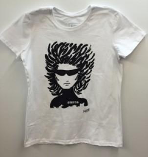 Camiseta Blanca Morente