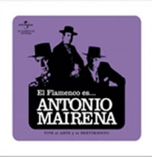 19602 Antonio Mairena - El flamenco es....