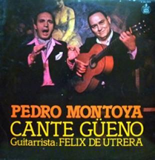 22633 Pedro Montoya - Cante gueno