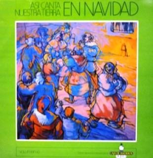 22848 Así canta nuestra tierra en Navidad Vol. 6