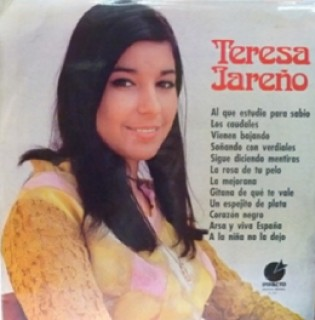 22582 Teresa Jareño - El cante de Teresa Jareño