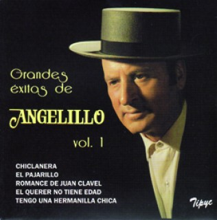 20309 Angelillo - Grandes exitos de Angelillo vol. 1
