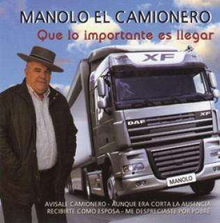 20454 Manolo El Camionero - Que lo importante es llegar