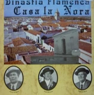 22775 Curro la Nora, Pepe la Nora, Pepe Briones - Dinastía flamenca casa la Nora