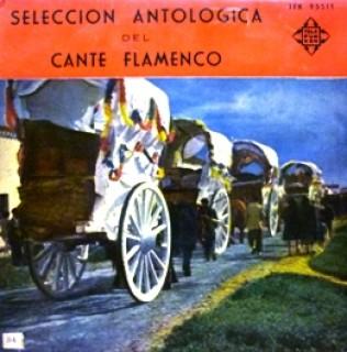 23289 Selección antológica del cante flamenco