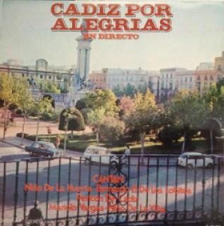 22922 Cádiz por Alegrías - En directo