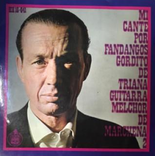23198 Gordito de Triana - Fandangos 2