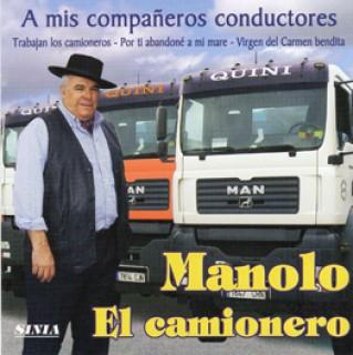 20453 Manolo El Camionero - A mis compañeros conductores